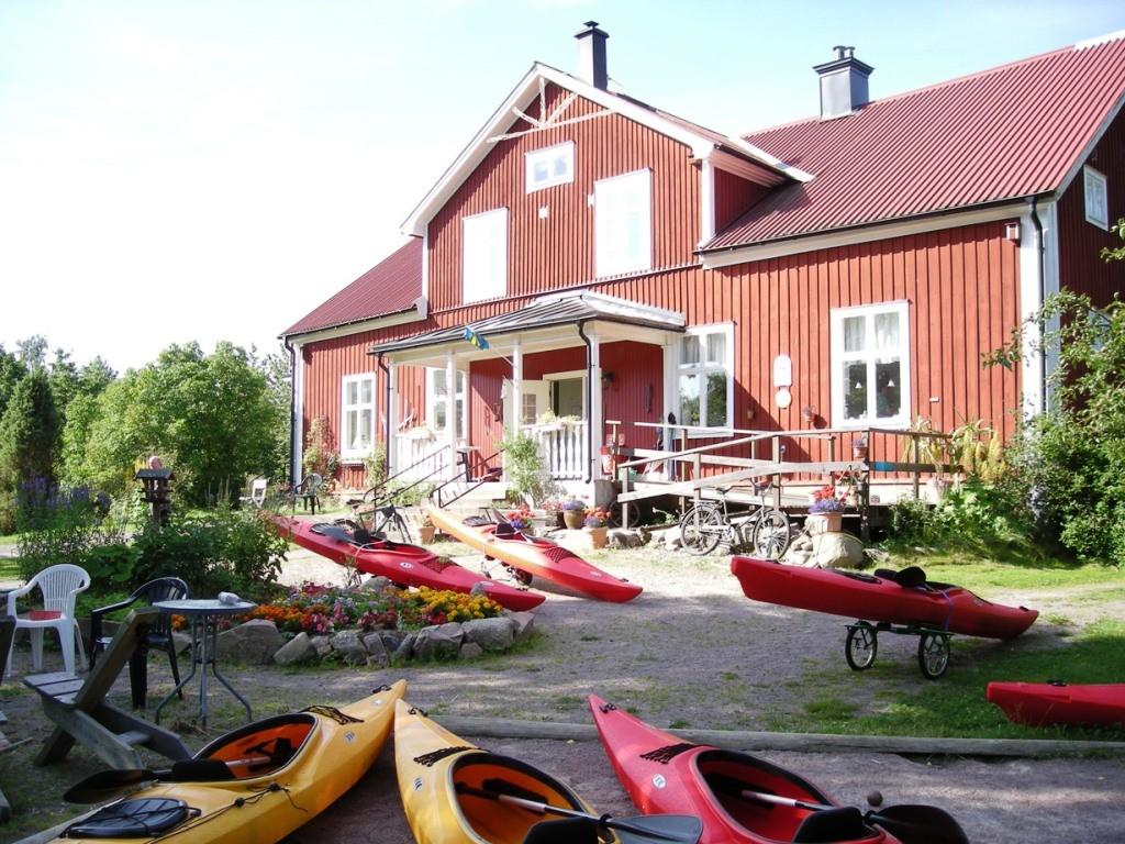 Bjorkfors herberg in Zweden