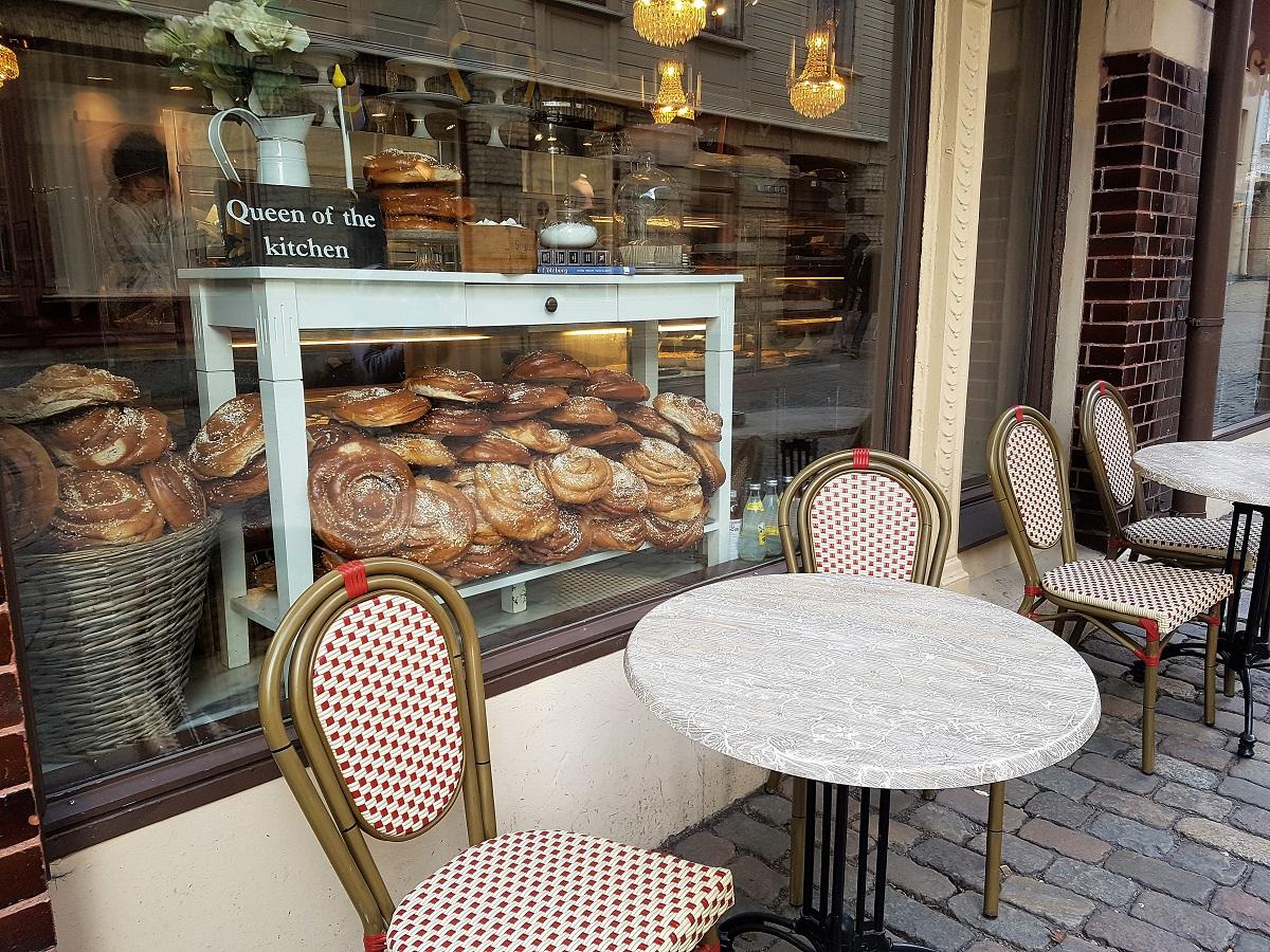 Cafe Husaren in Goteborg