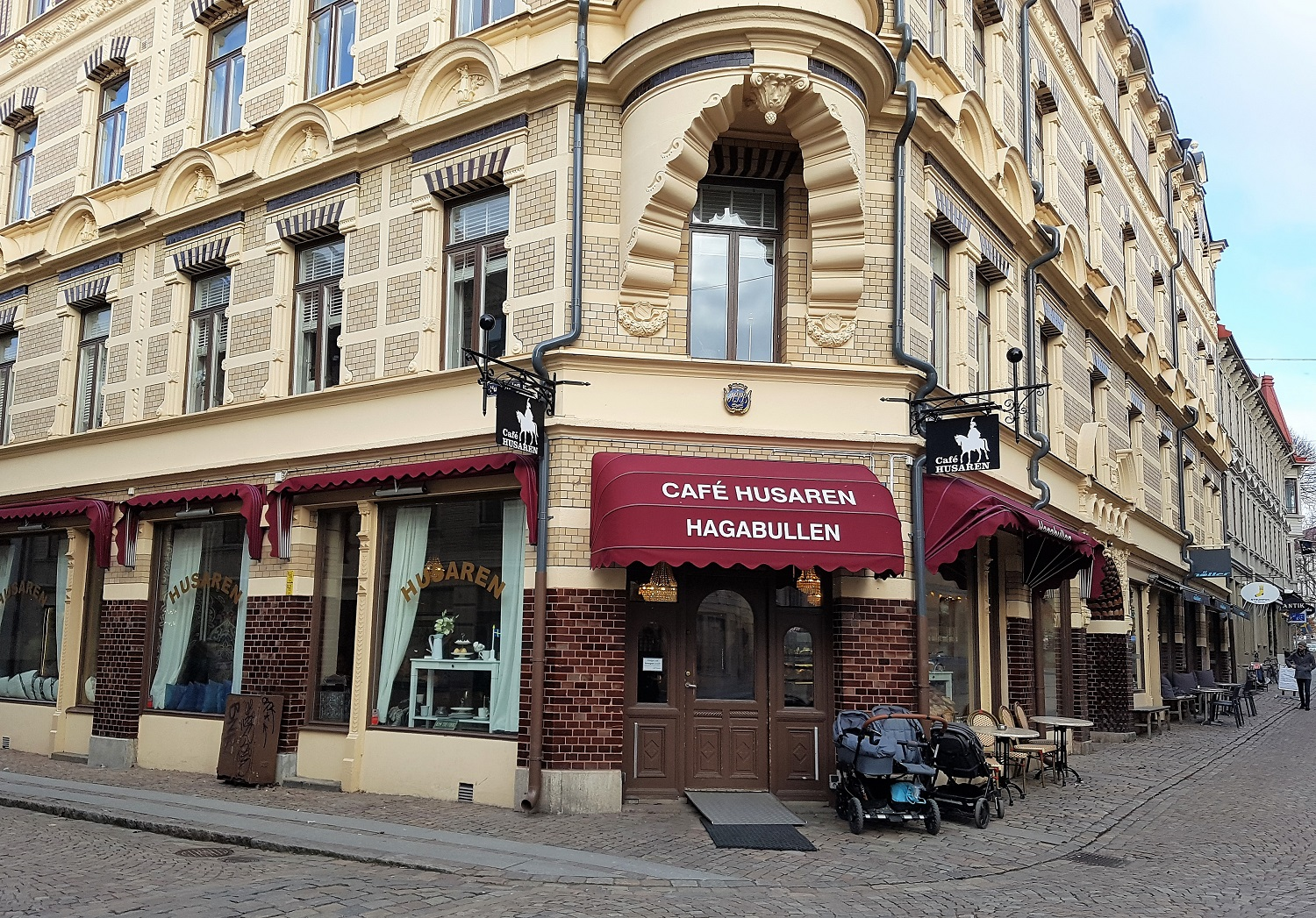 Cafe Husaren in Goteborg