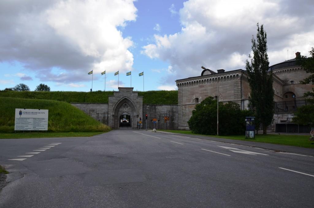 Fort van Karlsborg