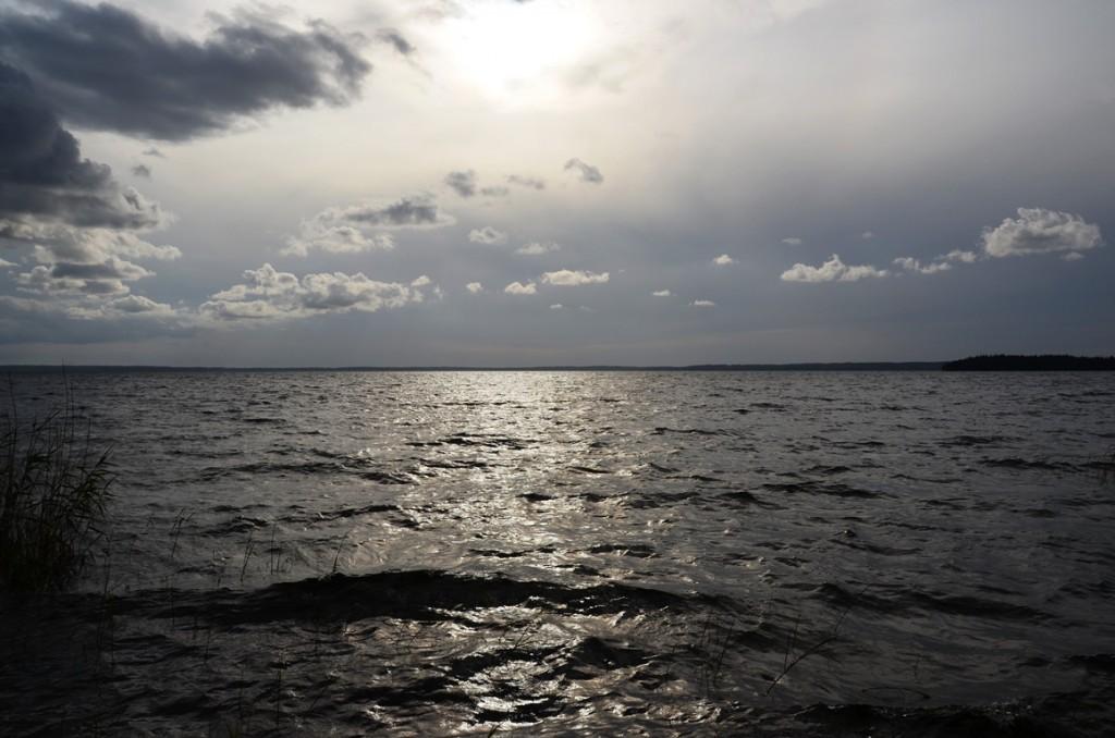 Unden-meer in Zweden