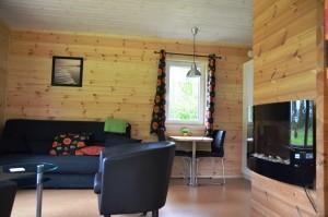 Hamgarden, stuga in Tiveden