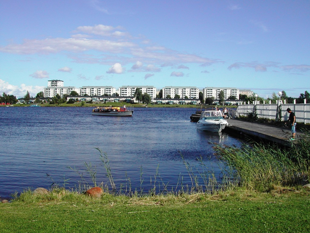 Mariebergsskoga in Karlstad, Zweden