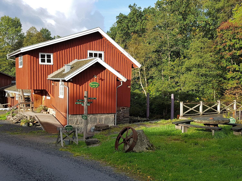 Kvarnen i Hyssna in Zweden