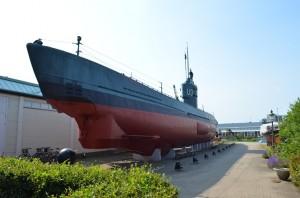 Malmo-Museer-onderzeeer