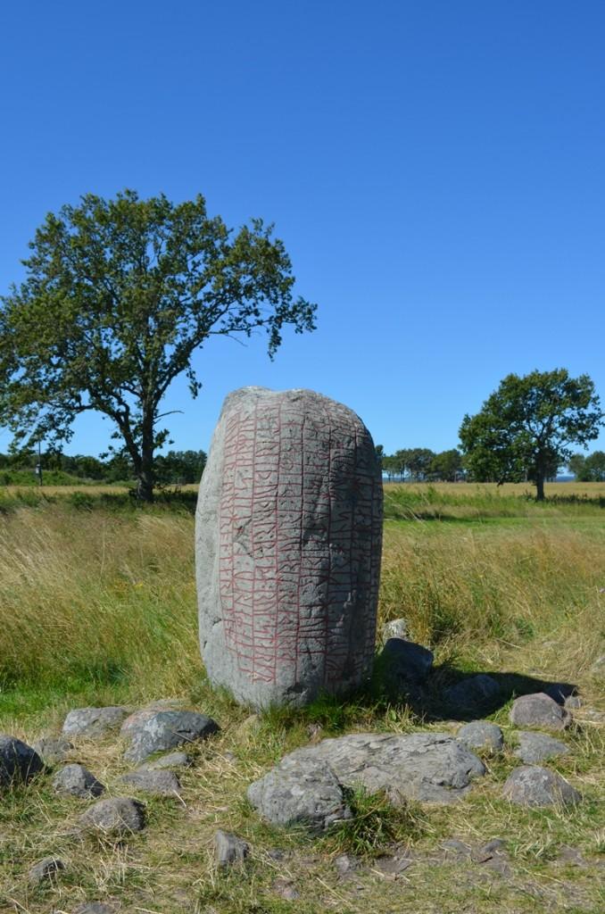 Runensteen op Oland