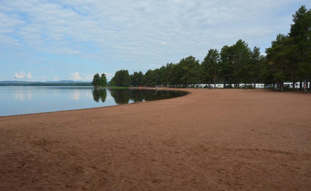 Orsa Camping: Dalarna's Rivièra