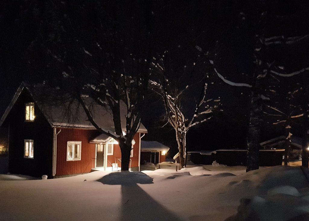 Wintersport in Safsen Resort in Zweden