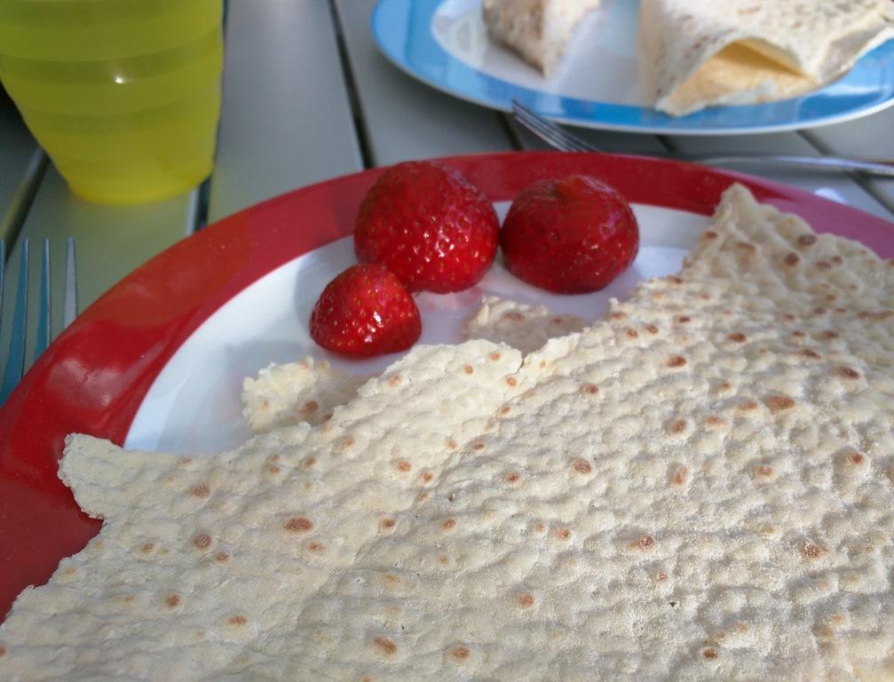 Stomp eten in Noord-Dalarna