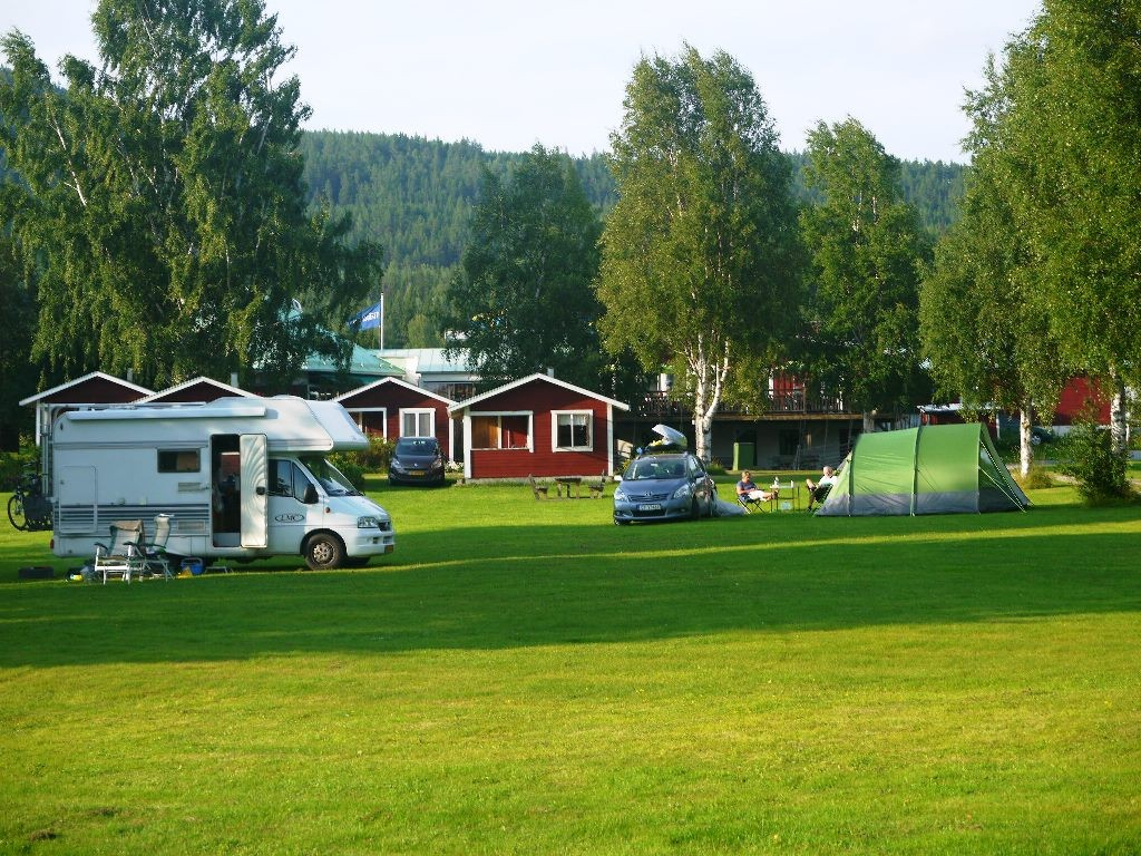 Traporten Restaurang och Camping