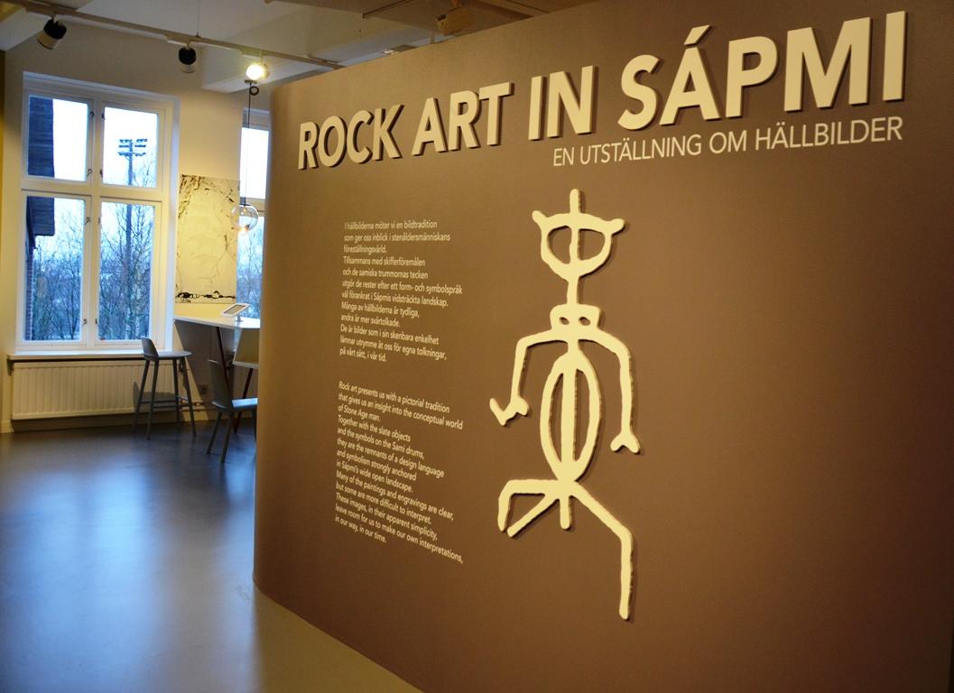 Västerbottens Museum rotskunst