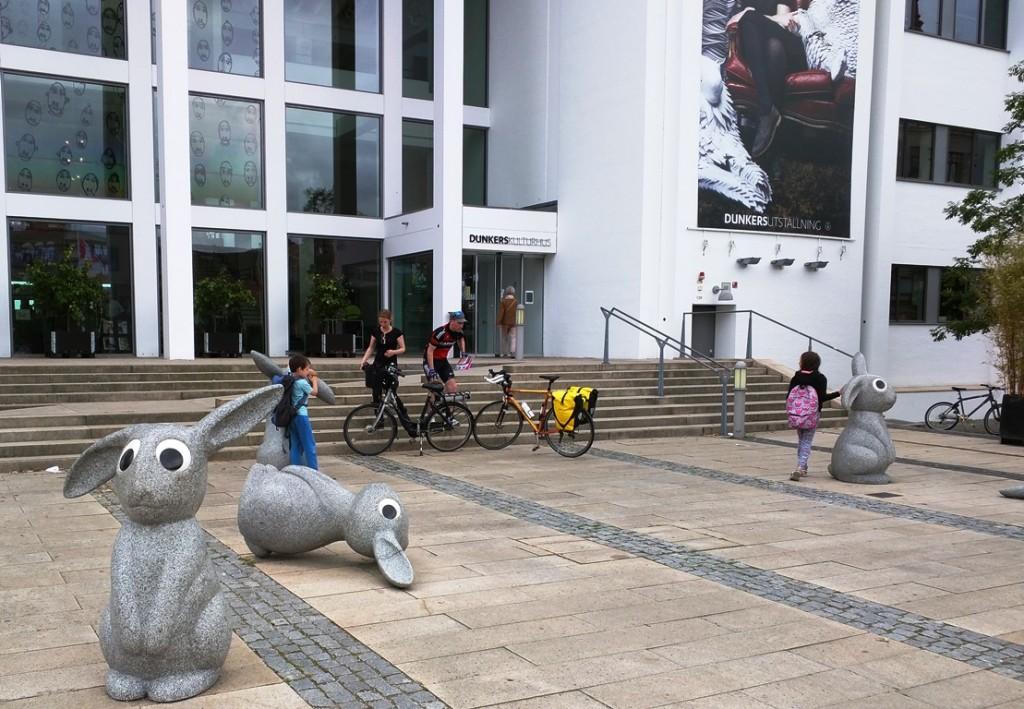 Helsingborg in Zweden: Dunkers Kulturhus