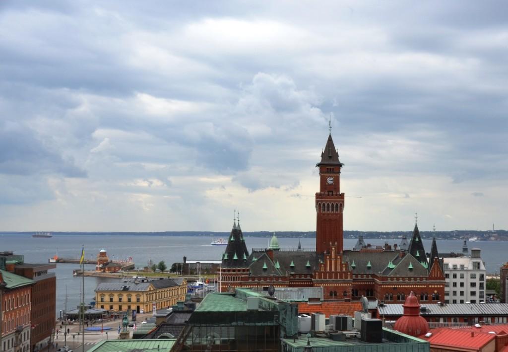 Helsingborg in Zweden