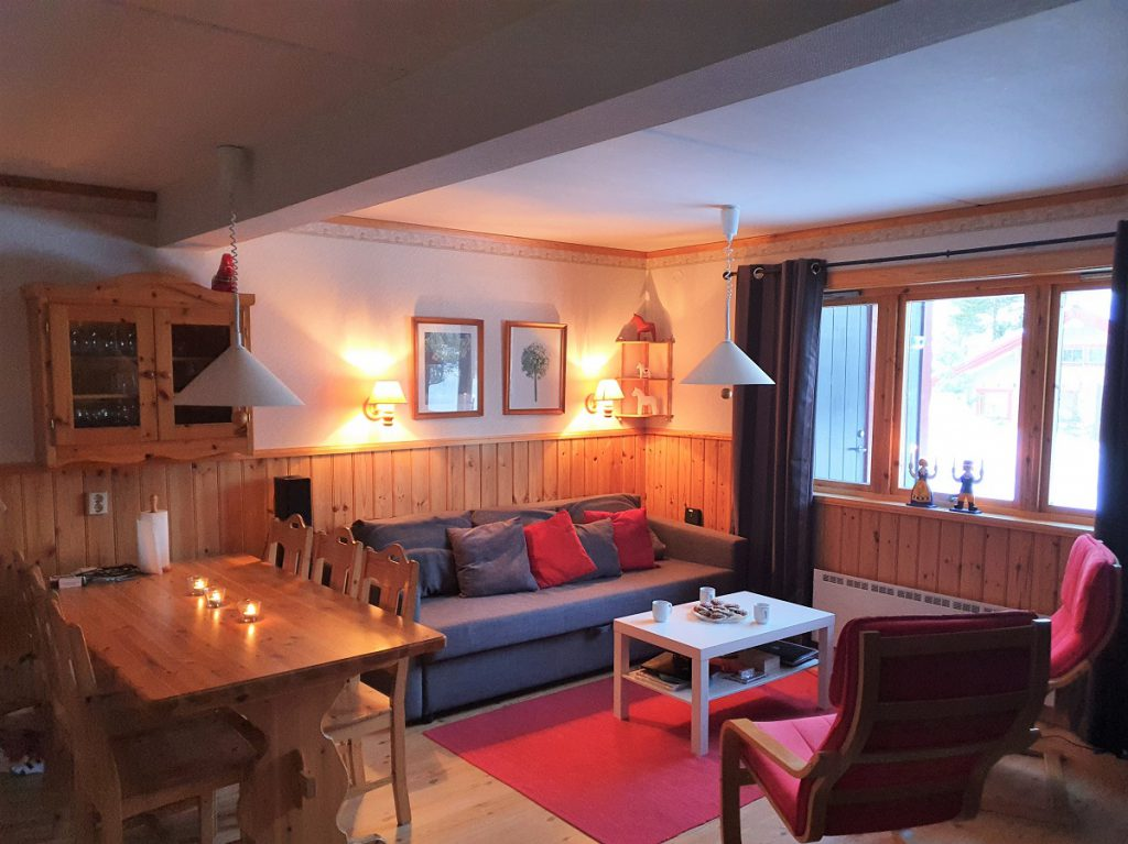 appartement idre fjall
