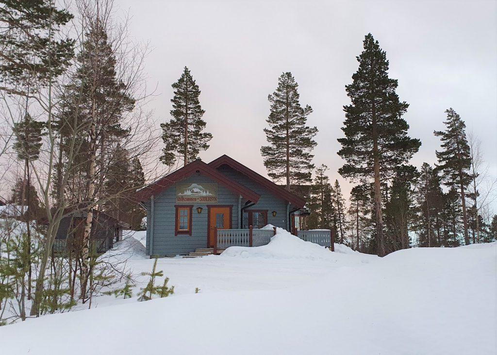 vakantiepark idre fjall zweden
