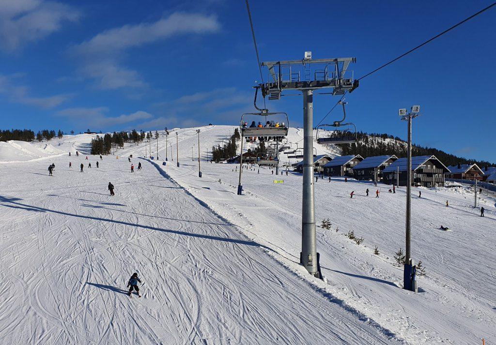 skilift idre fjall