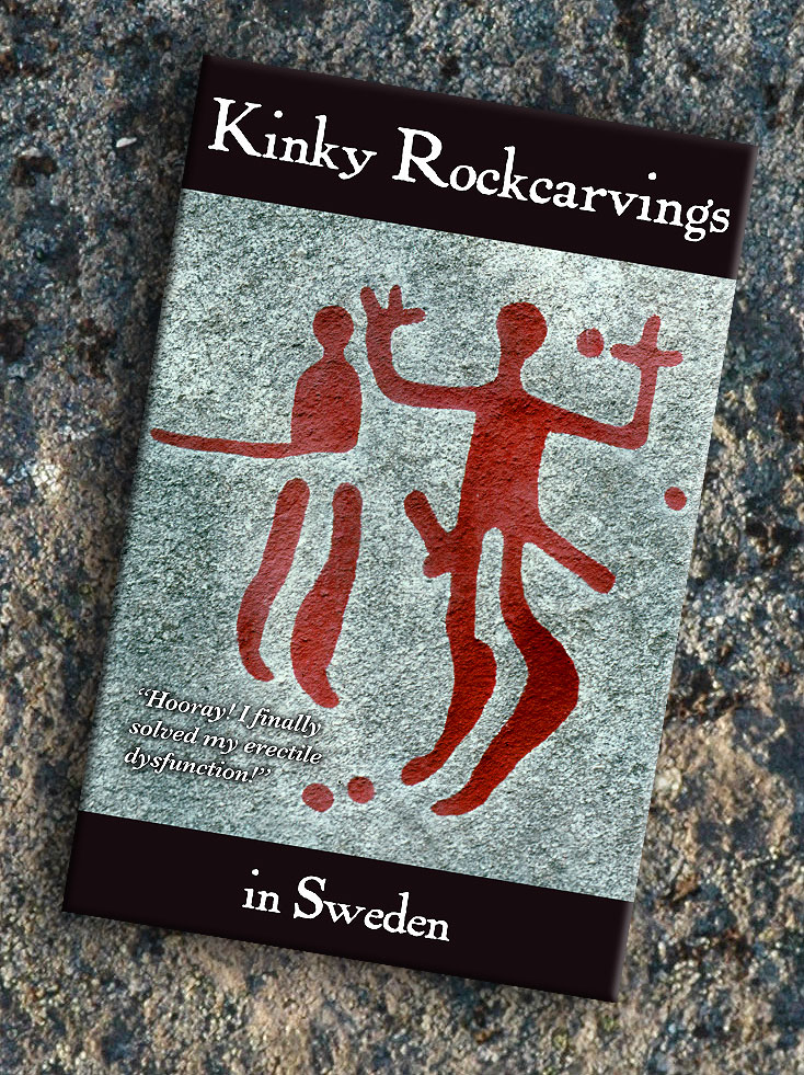 Kinky Rockcarvings in Sweden