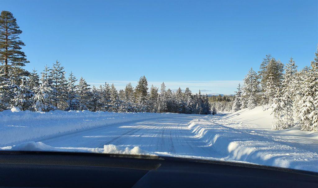 winter in dalarna