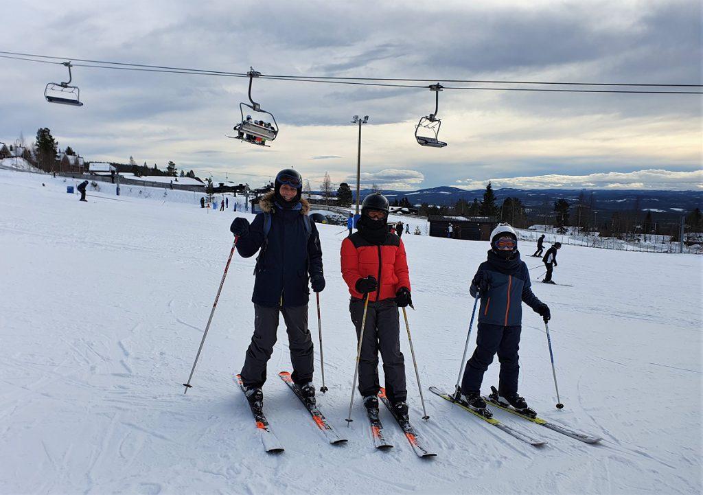 skien idre fjall