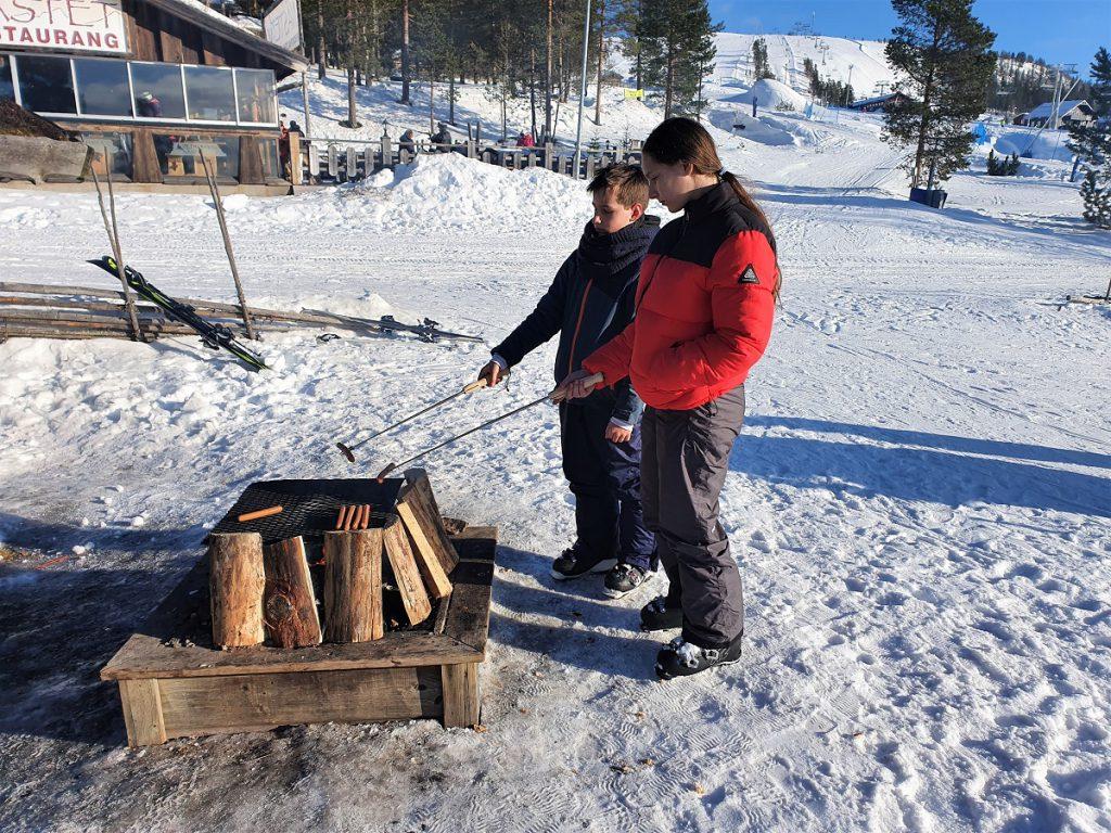 skien in idre fjall