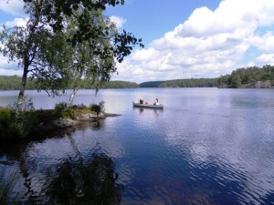 Meer van Långsjön - Foto: Karin Galli