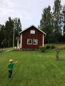 woonhuis in Zweden