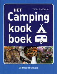 Kookboek voor op de camping